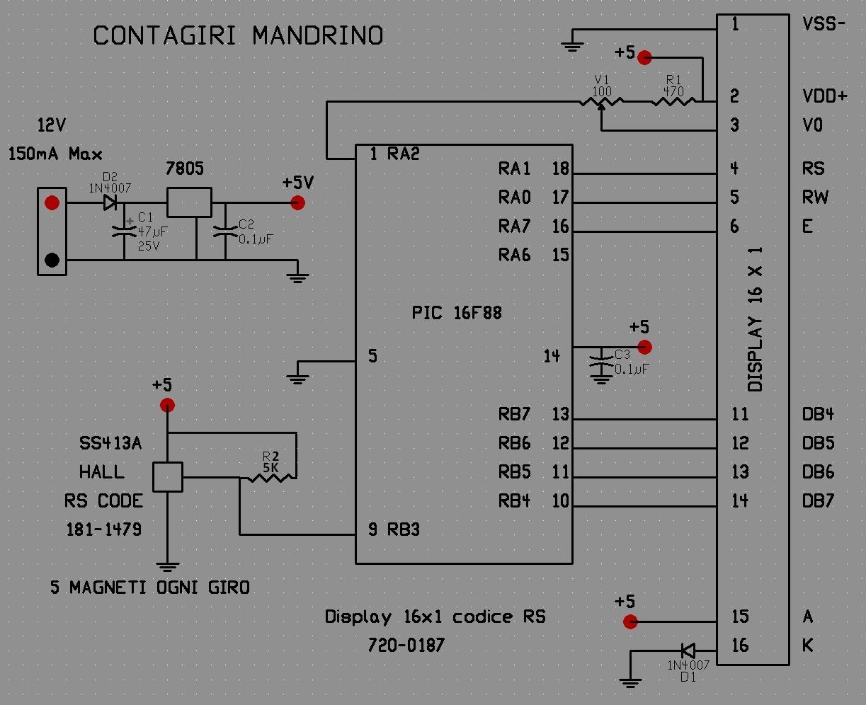 Schemi Elettrici Per Led : Controller per led rgb v tecnovolt